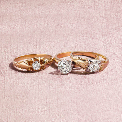 Best Engagement Ring Styles for Left Hands