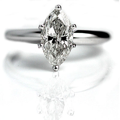 Marquise Shape Engagement Ring Meaning and Symbolism