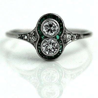 Top 15 Favorite Vintage Engagement Rings