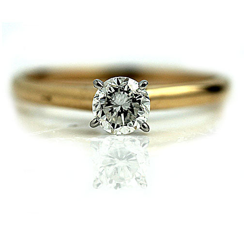 .51 Carat Vintage Solitaire Diamond Ring