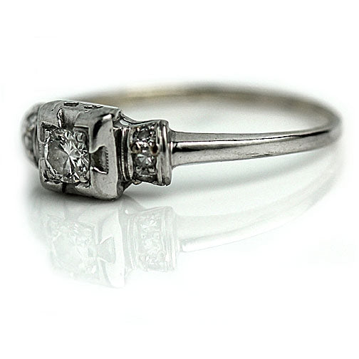.25 Carat Antique Diamond Ring