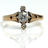 Authentic 19th Century Engagement Ring