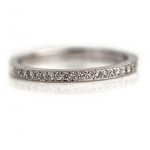 .25 Carat Tacori Diamond Wedding Band