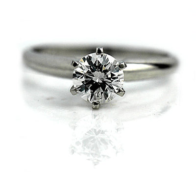 .81 ct Brilliant Cut Solitaire Engagement Ring