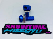 Load image into Gallery viewer, Showtime Freestyle 3/8 Bypass Fitting 45 Deg (Pisser)