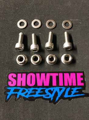 Full Spectrum Carb To Manifold Hardware (Stainless)
