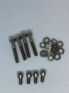 Mikuni Carburetor Allen Bolt Kit (Stainless)