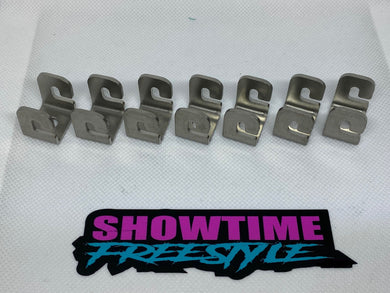 Yamaha Stainless Steel Hull Strap Hooks (Pack of 7)