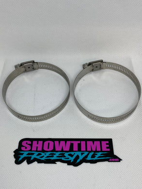 Stainless Steel Hose Clamps (2)