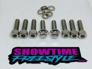 Factory B Pipe Manifold To Cylinder Bolts (W/Special Size Top Bolts)