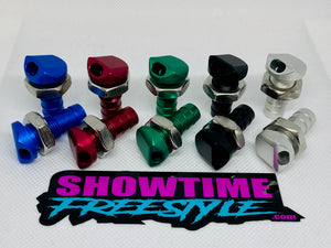 Showtime Freestyle 3/8 Bypass Fitting 45 Deg (Pisser)
