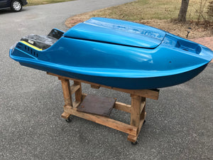 Jet Ski Respray/Paint