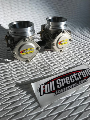 Full Spectrum Dual 50mm Carburetors