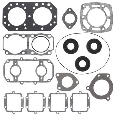 Kawasaki JS 550 SX Complete Gasket Kit With Oil Seals