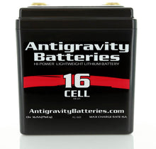 Load image into Gallery viewer, AntiGravity AG-1601 Lithium Battery