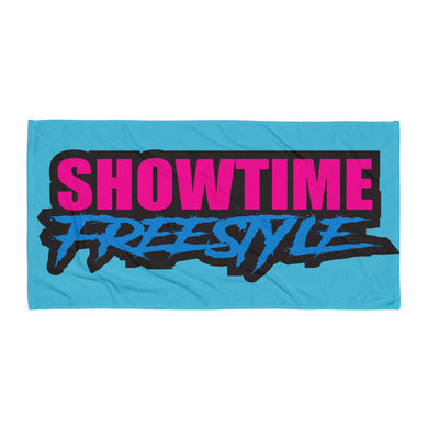 Showtime Freestyle Beach Towel