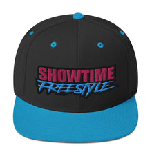 Load image into Gallery viewer, Showtime Freestyle Snapback Hat