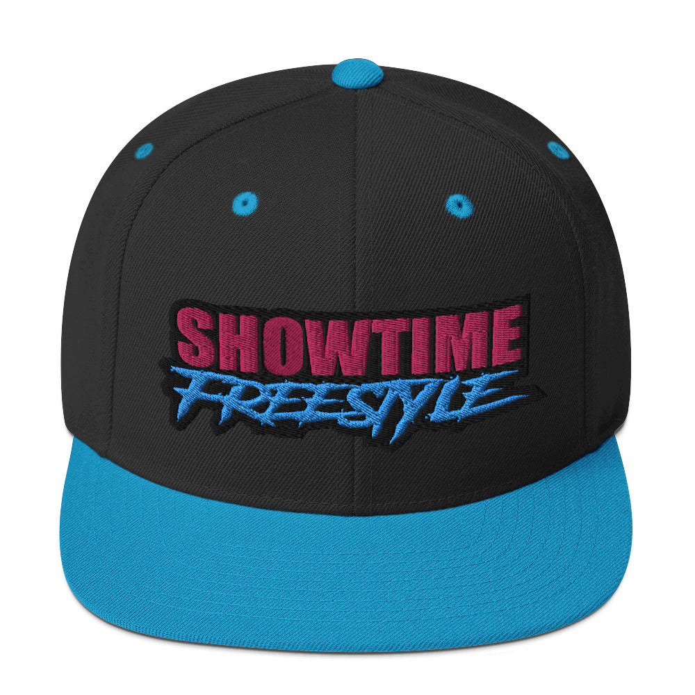 Showtime Freestyle Snapback Hat
