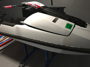 Hydroturf Rail Kit Yamaha Superjet