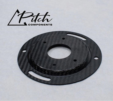 Pitch Components Carbon Stator Plate For MSD Total Loss