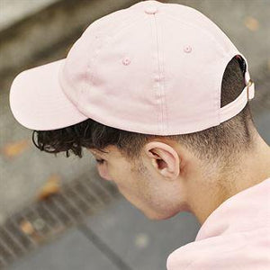 RETRO Apparel Low Profile 6 Panel Chino Dad Cap - BrandClearance