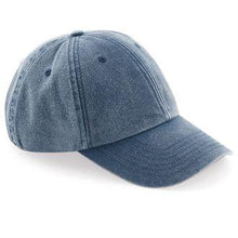 Load image into Gallery viewer, Beechfield Low Profle Retro Vintage Cap BC655-Custom Teamwear