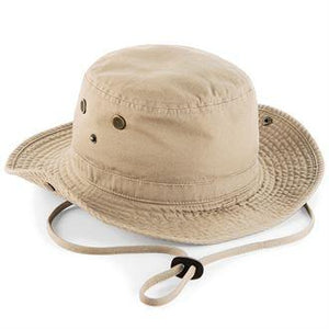 Beechfield Outback Safari Country Bucket Hat BC789-Custom Teamwear