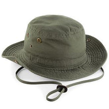 Load image into Gallery viewer, Beechfield Outback Safari Country Bucket Hat BC789-Custom Teamwear