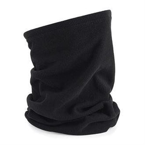 Rural Apparel Morf Microfleece Thermal Neckwear Black - BrandClearance