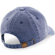 Load image into Gallery viewer, RETRO Apparel Low Profle Retro Vintage Cap - BrandClearance