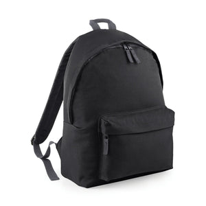 Bag Base Maxi Fashion Backpack B125L Black-Custom Teamwear