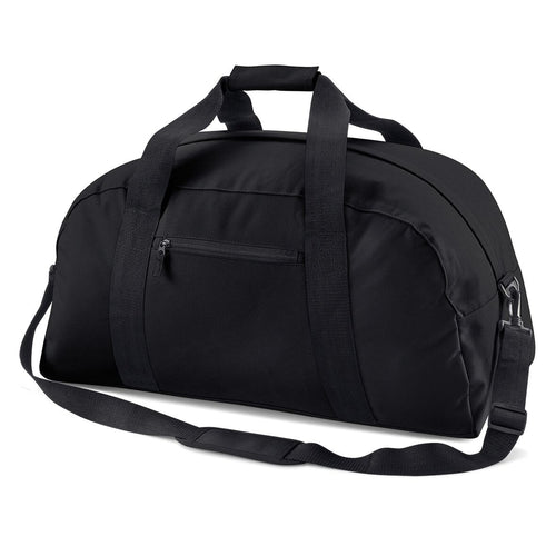 BagBase Classic Holdall Travel Bag BG022 Black-Custom Teamwear