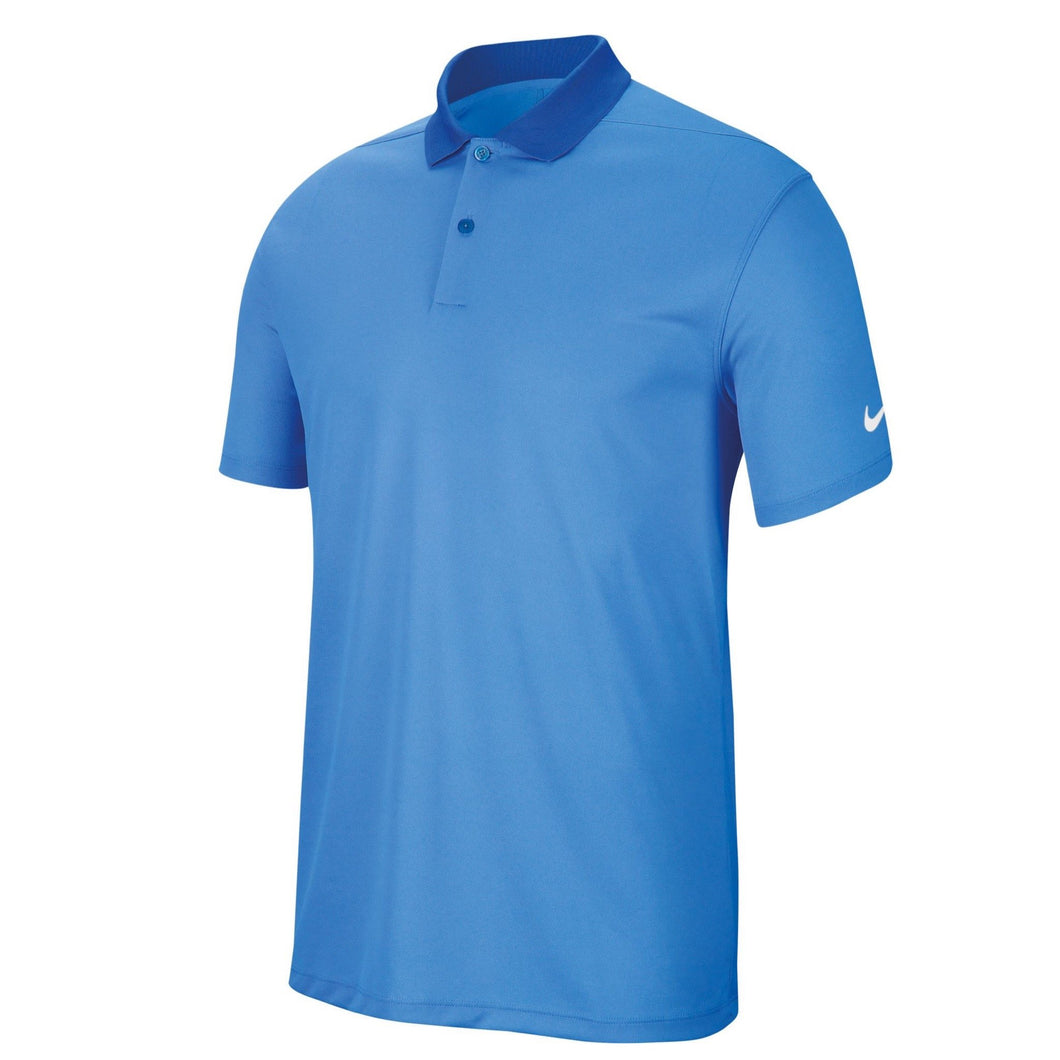 Nike Team Golf Victory Performance Polo NK295 University Blue-Custom Teamwear