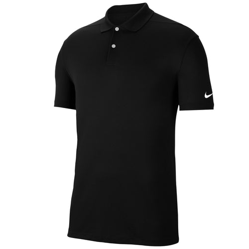 Nike Team Golf Victory Performance Polo NK295 Black