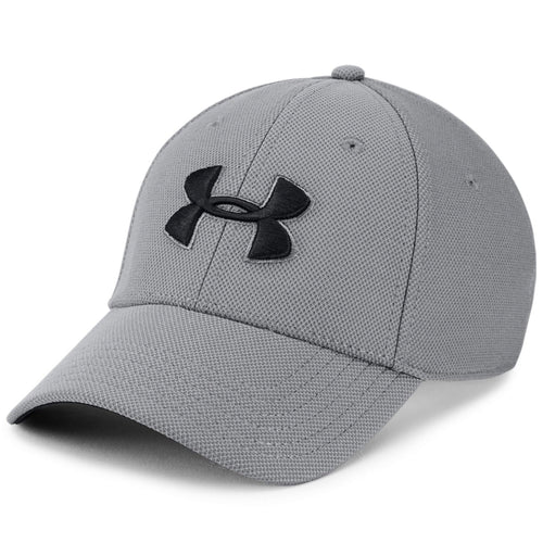 Under Armour Blitzing Rival Baseball Sports Cap UA013 Grey-Custom Teamwear