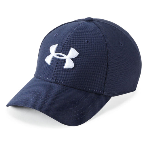 Under Armour Blitzing Rival Baseball Sports Cap UA013 Navy-Custom Teamwear
