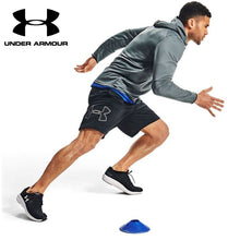 Load image into Gallery viewer, Under Armour Technical Graphic Shorts Black UA017