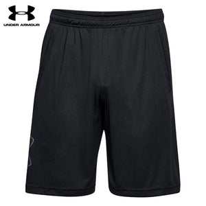 Under Armour Technical Graphic Shorts Black UA017