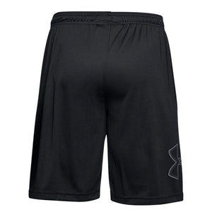 Under Armour Technical Graphic Shorts Black UA017-Custom Teamwear