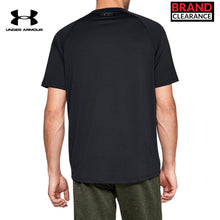 Load image into Gallery viewer, Under Armour Technical Short Sleeve Gym T-Shirt UA005 Black-Custom Teamwear