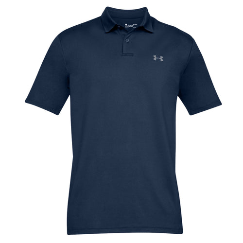 Under Armour Technical Performance Polo Shirt UA006 Navy-Custom Teamwear