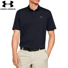 Load image into Gallery viewer, Under Armour Technical Performance Polo Shirt UA006 Black-Custom Teamwear