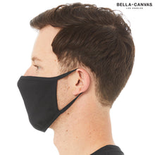 Load image into Gallery viewer, Bella & Canvas 2 Ply Reuseable Face Mask (Pack of 72) BE951-Custom Teamwear