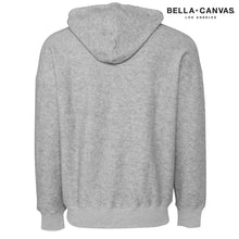 Load image into Gallery viewer, Bella & Canvas Unisex Sueded Fleece Pullover Hoody BE130 Grey