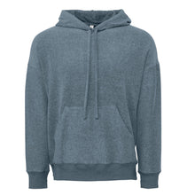 Load image into Gallery viewer, Bella & Canvas Unisex Sueded Fleece Pullover Hoody BE130 Slate