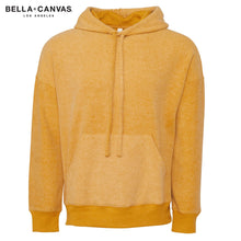 Load image into Gallery viewer, Bella & Canvas Unisex Sueded Fleece Pullover Hoody BE130 Mustard-Custom Teamwear