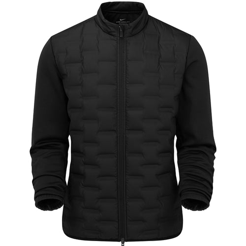 Nike Aeroloft Repel Winter Golf Jacket NK279 Black-Custom Teamwear