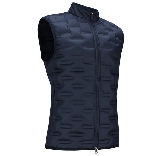 Nike Aeroloft Repel Winter Golf Vest NK278 Navy-Custom Teamwear