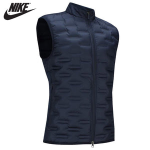 Nike Aeroloft Repel Winter Golf Vest NK278 Navy