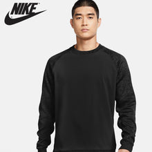 Load image into Gallery viewer, Nike Dri Fit Player Long Sleeve Golf Crew NK319 Grey-Custom Teamwear